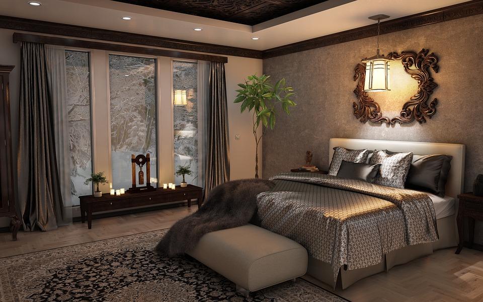 Aranżacja Okna W Sypialni Jakie Zasłony Wybrać Strefa
